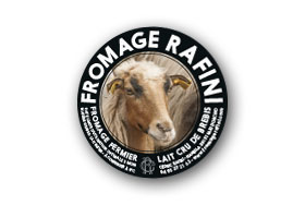 Fromage Rafini – Packaging
